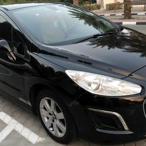 Peugeot 308 Model 2013 In Good Condition, Low Mileage