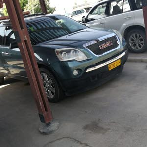 Used condition GMC Acadia 2009 with  km mileage