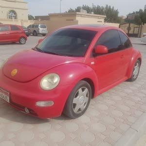 Used 2000 Beetle in Abu Dhabi