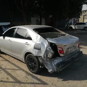 تويوتا كامري للبيع حادث من الخلف