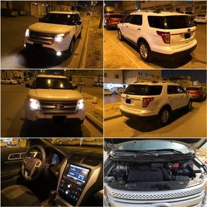Gasoline Fuel/Power   Ford Explorer 2013