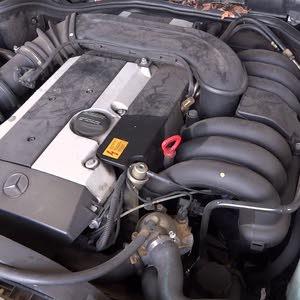 مطلوب كمبيو ومحرك مرسيدس ام عيون استعمال اوروبي  E320 v6