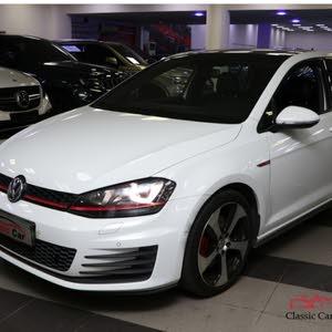 Volkswagen Golf 2016 For sale - White color