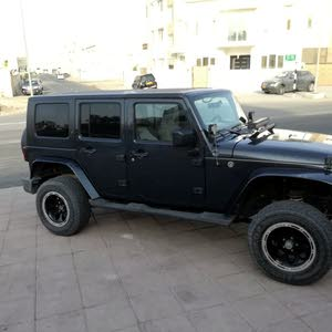 Jeep Wrangler 2007 For sale - Black color