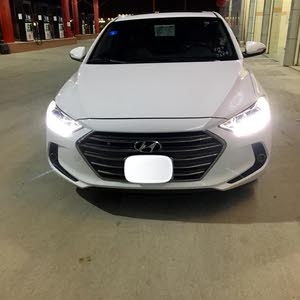 km mileage Hyundai Elantra for sale