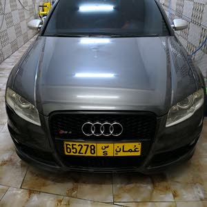 For sale 2007 Grey RS4