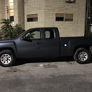 Grey Chevrolet Silverado 2012 for sale
