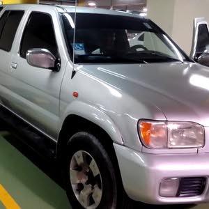 Nissan Pathfinder Japan 2005 model recently maintained 1 year renew molkiya