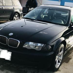 BMW فئة الثالثة محرك ما يشكي من شي مكيف ثلاجة نص فل.