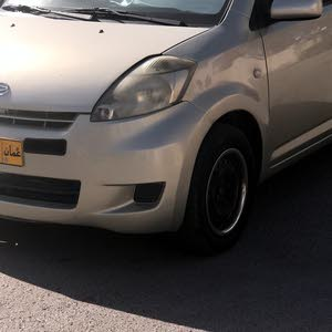 Daihatsu Sirion 2008 For sale - Beige color