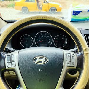 Automatic Green Hyundai 2008 for sale