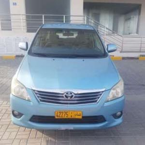 Used 2012 Toyota Innova for sale at best price