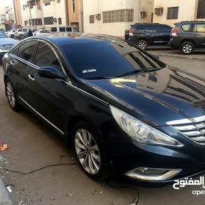 مطلوب سوناتا  في صنعاء موديل 2011 غاز وبترول