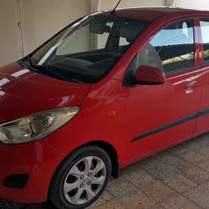2012 Used i10 with Manual transmission is available for sale