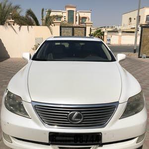 Used Lexus LS for sale in Dubai