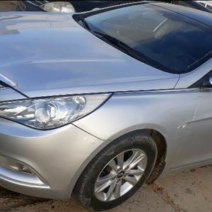 Automatic Silver Hyundai 2011 for sale