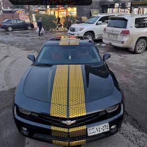 Gasoline Fuel/Power   Chevrolet Camaro 2013