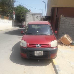 For sale Peugeot Partner car in Tripoli