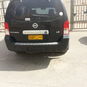 Used condition Nissan Pathfinder 2007 with 0 km mileage