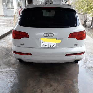 Audi Q7 car for sale 2007 in Basra city