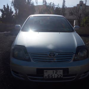 120,000 - 129,999 km Toyota Corolla 2002 for sale