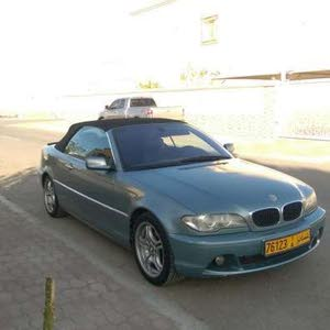 Turquoise BMW 318 2004 for sale