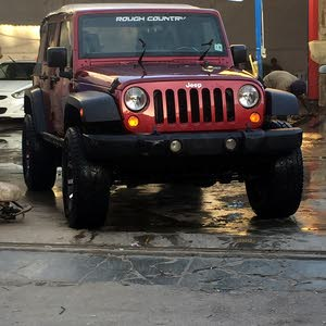2013 Jeep Wrangler for sale in Tripoli