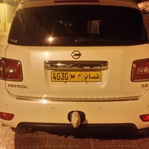 Nissan Patrol 2015 For sale - White color