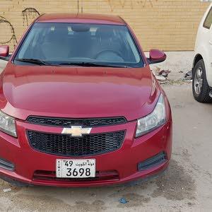 Gasoline Fuel/Power   Chevrolet Cruze 2010