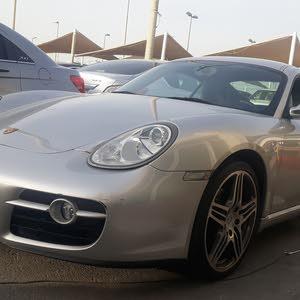 Porsche cayman S gulf specs 2008
