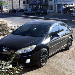 Peugeot 407 2005 For sale - Black color