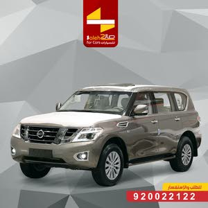 Nissan Patrol car for sale 2017 in Al Riyadh city