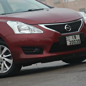 Gasoline Fuel/Power   Nissan Tiida 2014