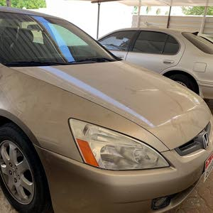 Used 2005 Accord