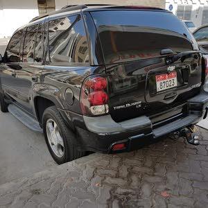 Used Chevrolet TrailBlazer in Abu Dhabi