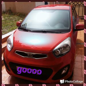 Used Kia Picanto for sale in Tripoli