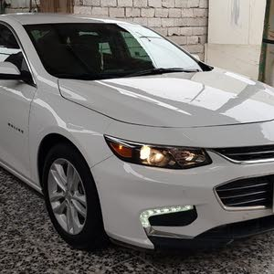 Chevrolet Malibu 2016 For sale - White color