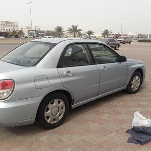 Subaru Impreza 2006 For sale - Silver color