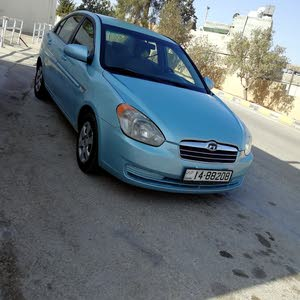 Hyundai Accent 2007 for sale in Amman