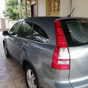 Turquoise Honda CR-V 2011 for sale