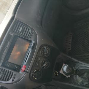 Used condition Kia Rio 2009 with +200,000 km mileage