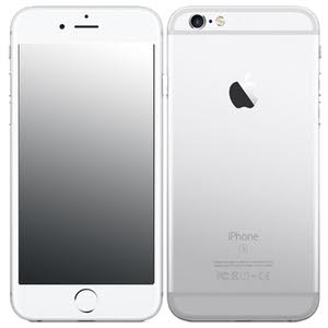 Iphone 6s 128gb neat and clean silver colore