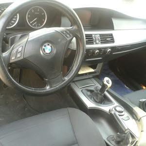 BMW520d للبيع بدون جمرك