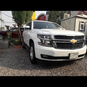 Gasoline Fuel/Power   Chevrolet Tahoe 2015