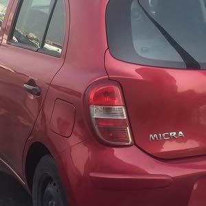 km mileage Nissan Micra for sale