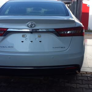Toyota Avalon 2018 for sale in Tripoli