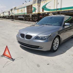BMW e60 528i 2009/2010 بي