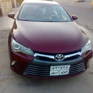 2017 Toyota Camry for sale in Baghdad