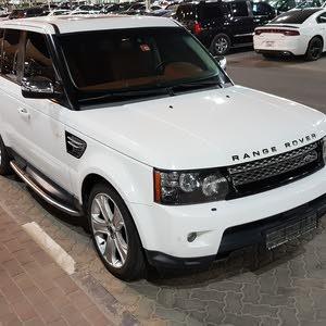 2013 range rover Sport   gulf specs Full options