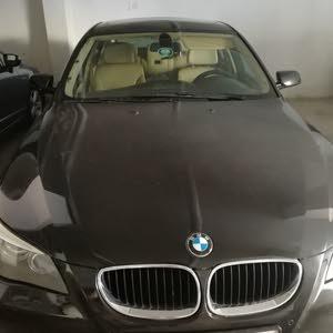 BMW 520 فحص بحالة ممتازة
